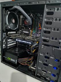 Pc Computador Gamer Completo Fx-8320e Gtx 1060 6gb Ssd 240