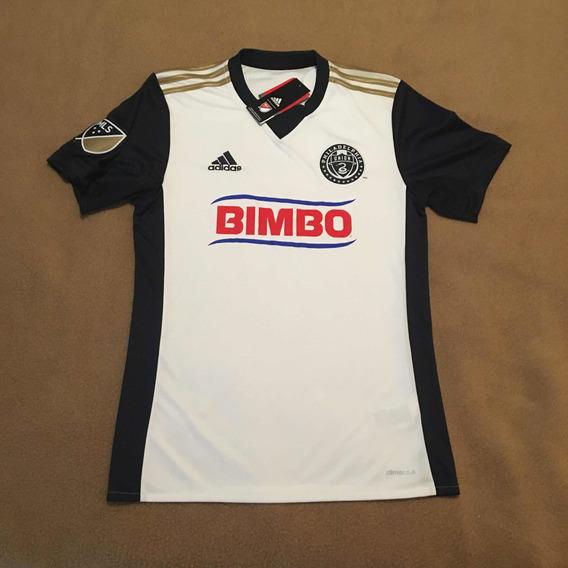 Camisa Philadelphia Union Away 2017/19 - adidas
