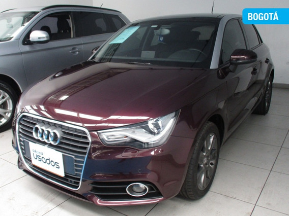 Audi A1 Ambition Plus Turbo 1.4 Aut 5p 2015 Ueo327