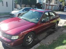 Honda Accord 2.0 Ex - Full - Vtv - Gnc - Muy Bueno