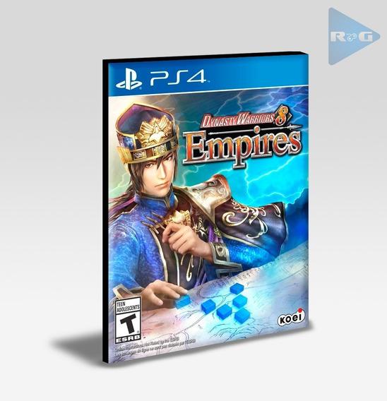 Dynasty Warriors 8 Empires Ps4 - Envio Agora
