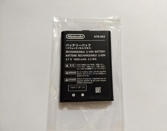 Bateria New 3ds Nintendo 1400mah