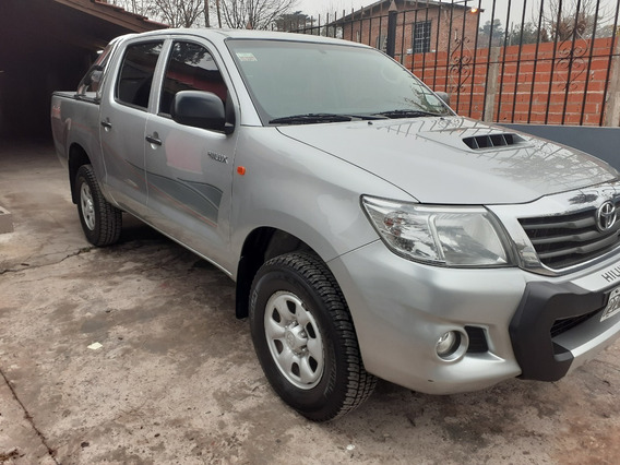 Toyota Hilux Dx Pack 4x4 2015 Impecable!!!