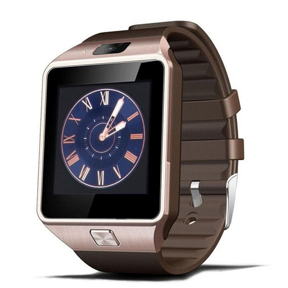 Bluetooth Sport Smartwatch Golden