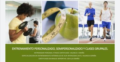 Entrenador Personal A Domicilio En Bogotá. Promoción!