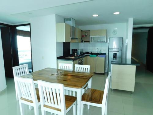 Imagen 1 de 14 de Apartamento En Arriendo Zona Norte Cartagena
