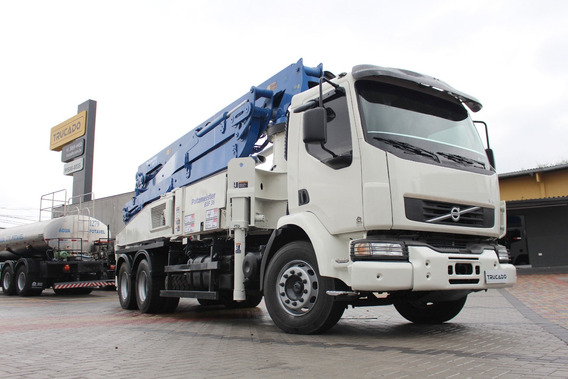 Truck Vm 270 2013 Bomba Putzmeister 36 Metros Sany Scwing