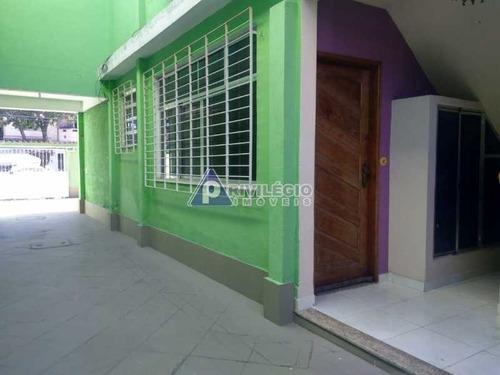 Imagem 1 de 29 de Lindo E Pronto Pra Morar, Apartamento Tipo Casa De 2 Quartos Com Vaga Em Bangu - 4104