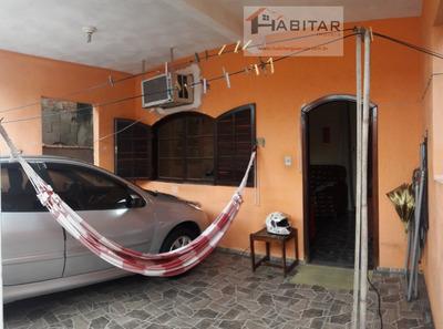Casa A Venda No Bairro Vila Santo Antônio Em Guarujá - Sp. - 836-1