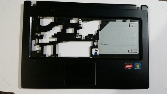Carcaça Superior Touchpad Levono G475