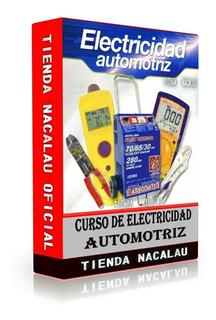 Curso De Electricidad Automotriz+ 2x1 En Todos Mis Cursos