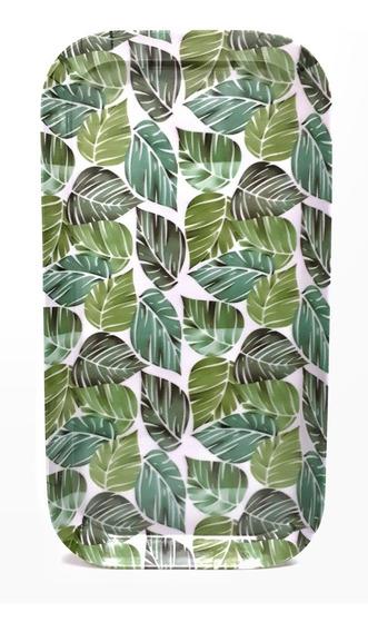 Bandeja De Melamina Premium Bamboo 17x32cm - Sheshu Home