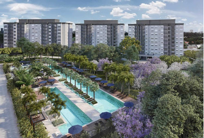 Apartamento Resort De 2 À 4 Dormitórios Com Suíte