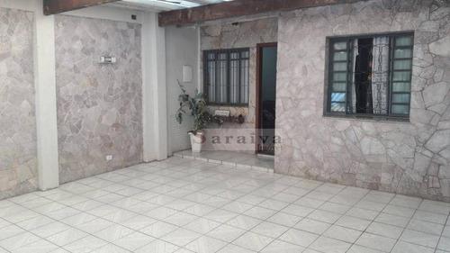 Imagem 1 de 30 de Casa À Venda, 127 M² Por R$ 581.000,00 - Jardim Silvestre - São Bernardo Do Campo/sp - Ca0678