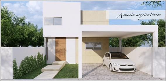 Casas Residenciales De Dos Plantas En Real Montejo Mod A