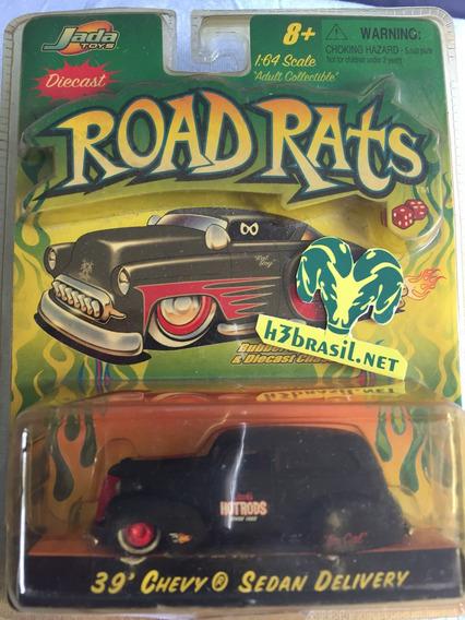 Bx402 Jada Road Rats 39 Chevy Sedan Delivery