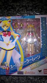 Super Sailor Moon - Sh Figuarts - Bandai - Original