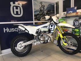 Moto Husqvarna Te 300 Inyeccion 2018