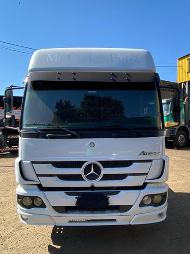 Imagem 1 de 8 de Mb 2426 6x2 Truck Cabine Estendida