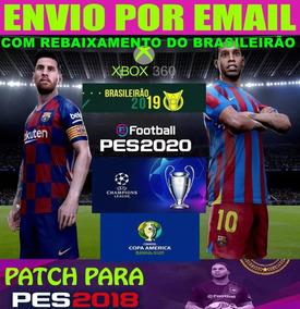 Patch Pes 2020 Xbox 360 Atualizado Julho 2019 Via Email !!