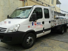 Iveco Daily 457016 Cabine Dupla - 2010