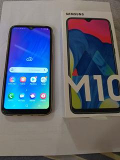 Telefono Samsung Galaxy M10 16gb Y 32gb Dual Sim / Oferta /