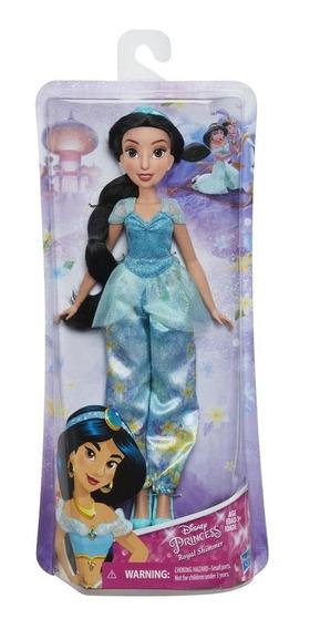 Muñeca Jasmín Royal Shimmer Disney Princesas