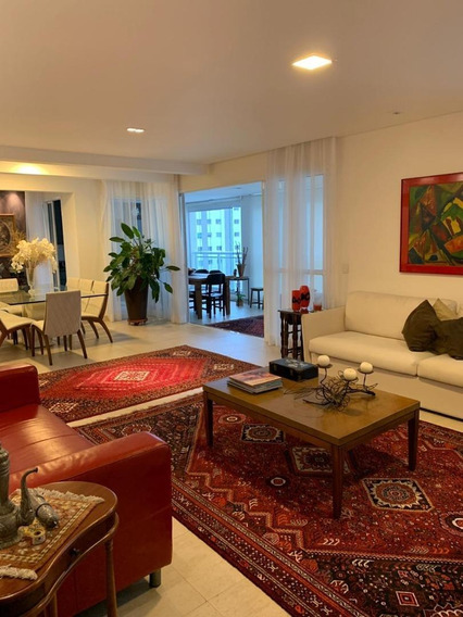 Apartamento De Alto Padrão Com 233m2 No Condomínio Ideale, Vila Adyanna. 4 Suítes - Ap5260