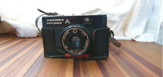 Máquina Fotográfica Hanimex A Compact Antiga
