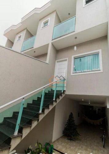 Sobrado À Venda, 128 M² Por R$ 610.000,00 - Jardim Nordeste - São Paulo/sp - So0492