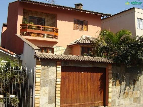 Venda Sobrado 4 Dormitórios Vila Augusta Guarulhos R$ 1.300.000,00 - 10692v