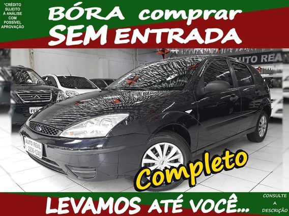 Ford Focus Completo Hatch 1.6 Flex / Carro Barato É Aqui !!!