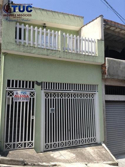 Casa C/03 Dorms,2vgs-100 Mil Entrada + Parc -pq Garças Sbc - 8082