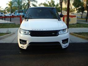Land Rover Range Rover Sport Supercharger 4x42014 Blanco