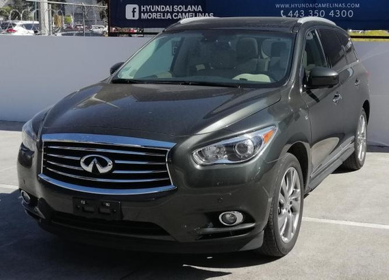 Infiniti Qx60 5p Qx60 Perfection V6/3.5 Aut