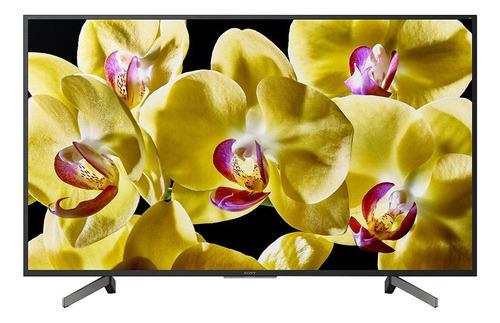"Imagen 1 de 3 de Smart TV Sony Bravia XBR-65X805G LED 4K 65"" 110V/240V"
