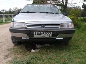 Peugeot 40-5 Gld Año 1992 Diesel