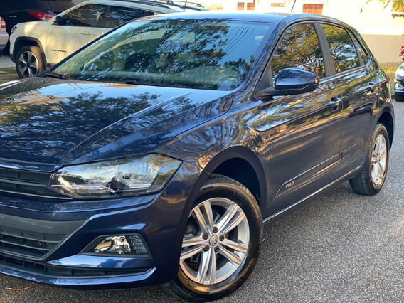 Vw Polo 1.0 Mpi 2018 Azul
