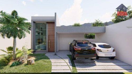 Imagem 1 de 7 de Casa Com 3 Dormitórios À Venda, 90 M² Por R$ 480.000,00 - Jundiaizinho - Mairiporã/sp - Ca0622