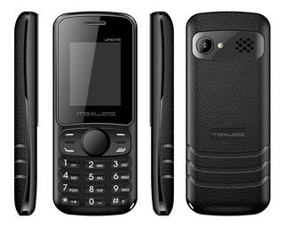 Telefono Celular Maxwest Uno M2 Flash Doble Sim Linterna