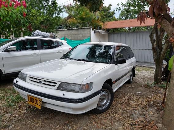 Subaru Legacy Legacy 93 Mecánica