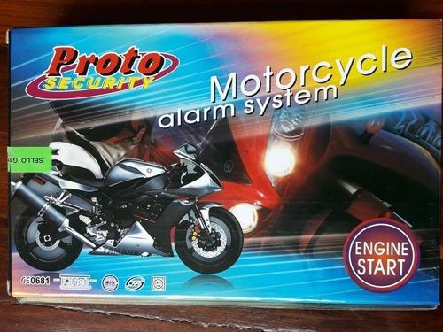Alarma Para Moto Marca Proto De Alta Calidad