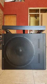 Cajas De Sub Con Bumper Okm Eighteen Sound