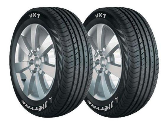Paquete 2 Llantas 235/55 R17 Tornel Jk Tyre Ux1 98v