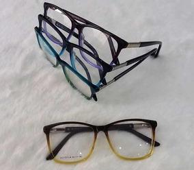 Óculos De Grau/acetato