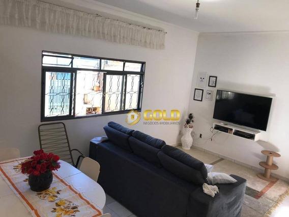 Casa Com 3 Dormitórios À Venda, 93 M² Por R$ 330.000,00 - Residencial São José - Paulínia/sp - Ca0350