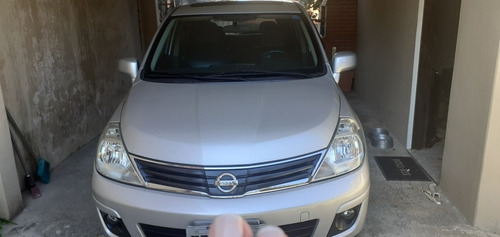 Nissan Tiida 2010 1.8 Sl Flex 5p