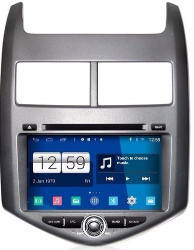 Chevrolet Sonic  Dvd Gps Original Android