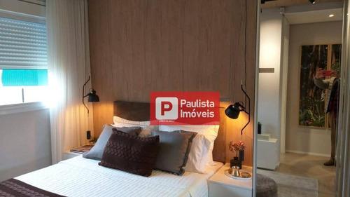 Apartamento À Venda, 66 M² Por R$ 479.592,00 - Santo Amaro - São Paulo/sp - Ap27007