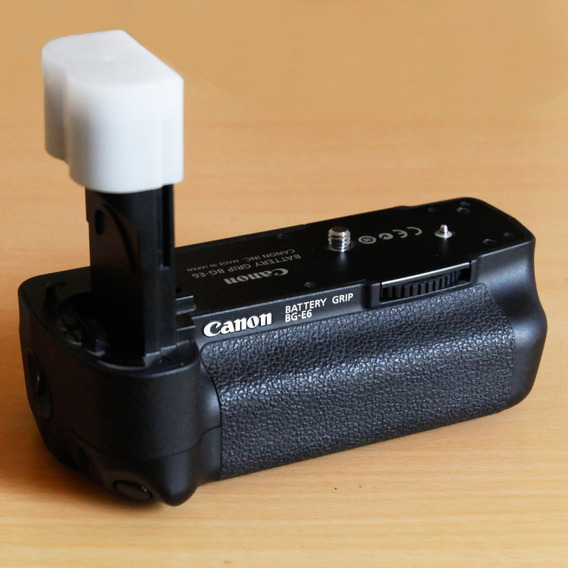 Battery Grip Canon Bg - E6 Para 5d Mark Ii